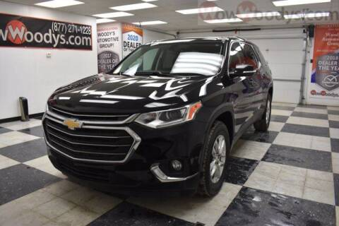 2018 Chevrolet Traverse for sale at WOODY'S AUTOMOTIVE GROUP in Chillicothe MO