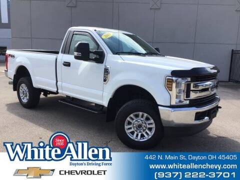 2019 Ford F-250 Super Duty for sale at WHITE-ALLEN CHEVROLET in Dayton OH