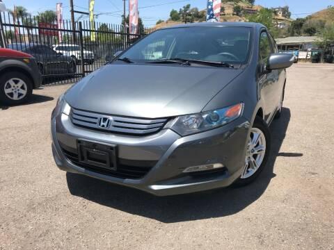2010 Honda Insight for sale at Vtek Motorsports in El Cajon CA