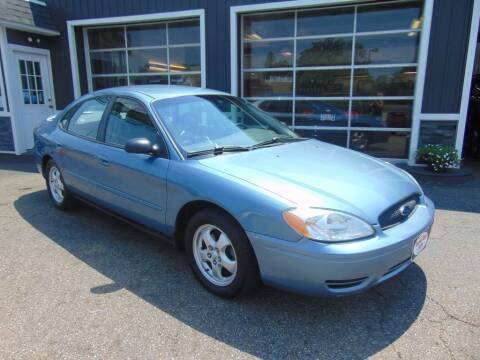 2006 Ford Taurus for sale at Akron Auto Sales in Akron OH