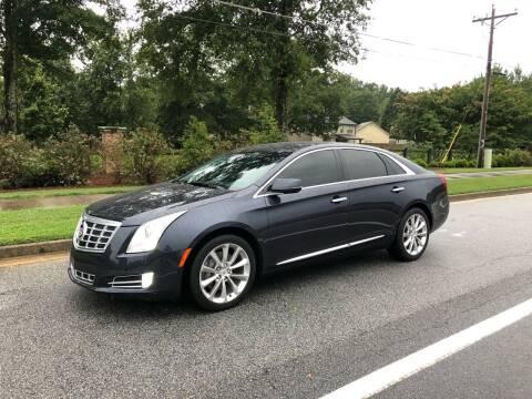 2013 Cadillac XTS for sale at Judex Motors in Loganville GA