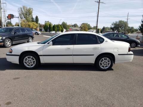 2005 Chevrolet Impala for sale at Progressive Auto Sales in Twin Falls ID