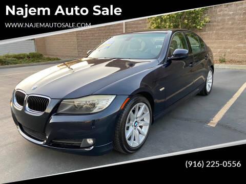 2010 BMW 3 Series for sale at Najem Auto Sale in Sacramento CA