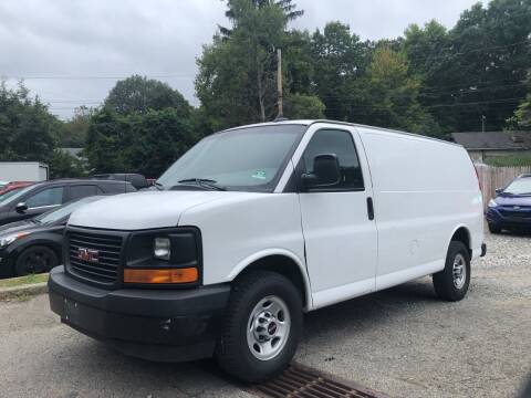 2017 GMC Savana Cargo for sale at AMA Auto Sales LLC in Ringwood NJ