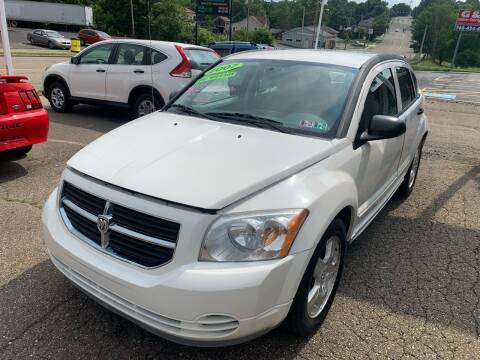 2007 Dodge Caliber for sale at G & G Auto Sales in Steubenville OH