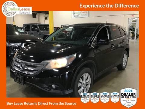 2014 Honda CR-V for sale at Dallas Auto Finance in Dallas TX