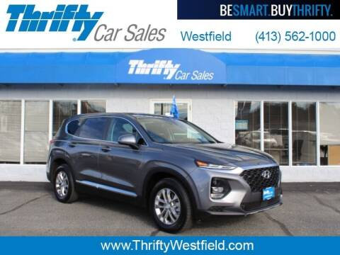 2019 Hyundai Santa Fe for sale at Thrifty Car Sales Westfield in Westfield MA