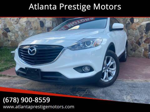 2014 Mazda CX-9 for sale at Atlanta Prestige Motors in Decatur GA