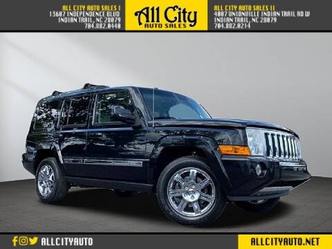 2010 Jeep Commander for sale at All City Auto Sales in Indian Trail NC