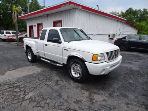 2003 Ford Ranger for sale at DONNY MILLS AUTO SALES in Largo FL