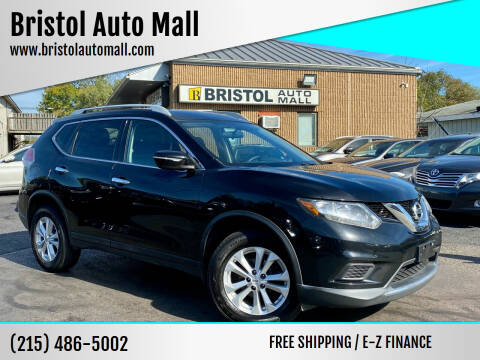 2014 Nissan Rogue for sale at Bristol Auto Mall in Levittown PA
