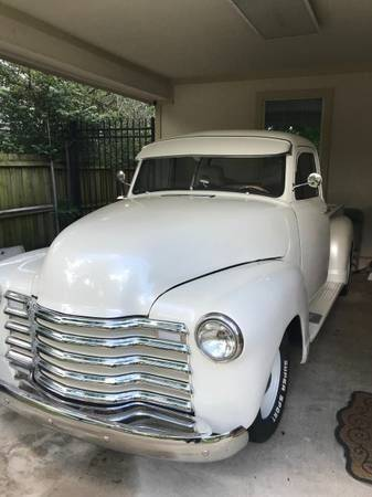 1953 Chevrolet C/K 20 Series for sale in Cadillac, MI