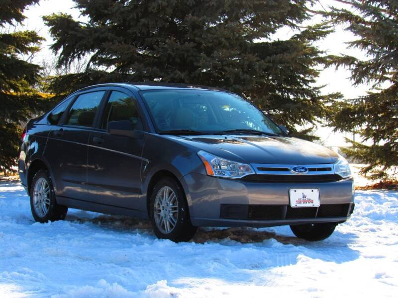 2011 Ford Focus for sale at NY AUTO SALES in Omaha NE
