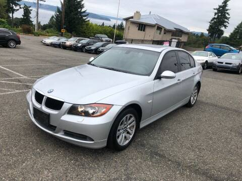 2007 BMW 3 Series for sale at KARMA AUTO SALES in Federal Way WA