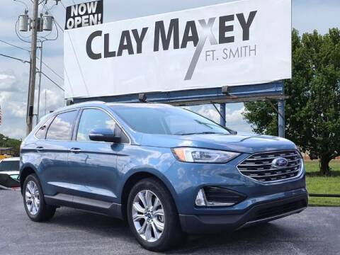 2019 Ford Edge for sale at Clay Maxey Fort Smith in Fort Smith AR