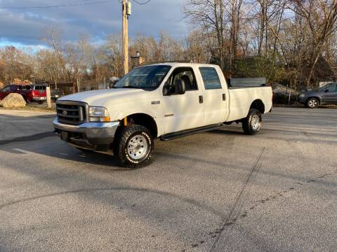 2003 Ford F-350 Super Duty for sale at East Coast Motor Sports in West Warwick RI