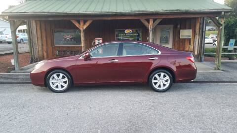 2007 Lexus ES 350 for sale at Hobson Performance Cars in East Bend NC