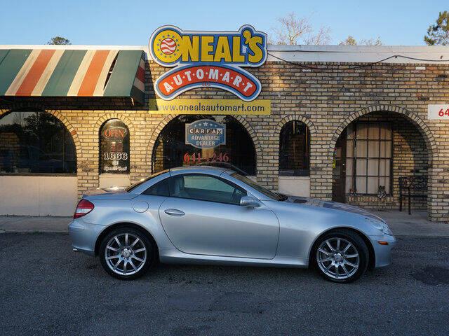 2006 Mercedes-Benz SLK for sale at Oneal's Automart LLC in Slidell LA