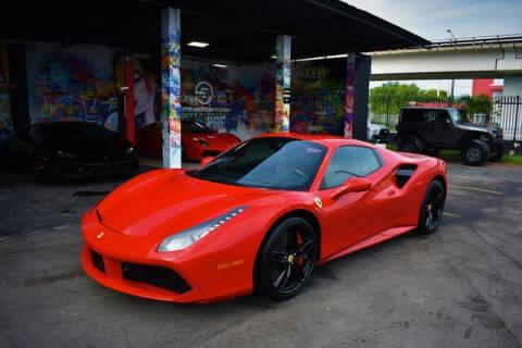 2018 Ferrari 488 Spider for sale at ELITE MOTOR CARS OF MIAMI in Miami FL