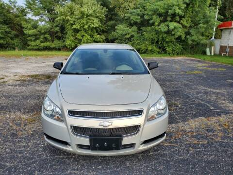 2011 Chevrolet Malibu for sale at Discount Auto World in Morris IL