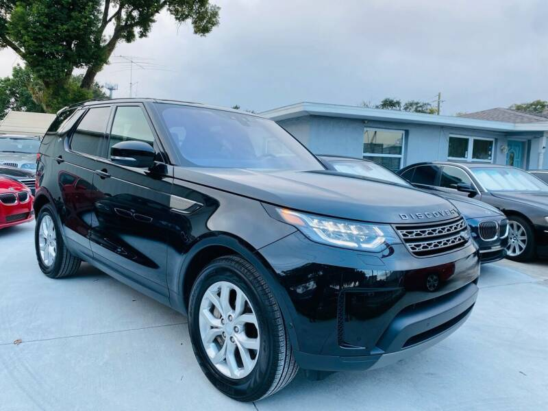 2020 Land Rover Discovery for sale at FLORIDA MIDO MOTORS INC in Tampa FL