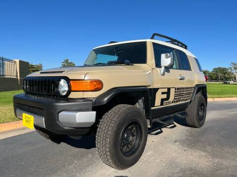 2011 Toyota FJ Cruiser for sale at Beaton's Auto Sales in Amarillo TX