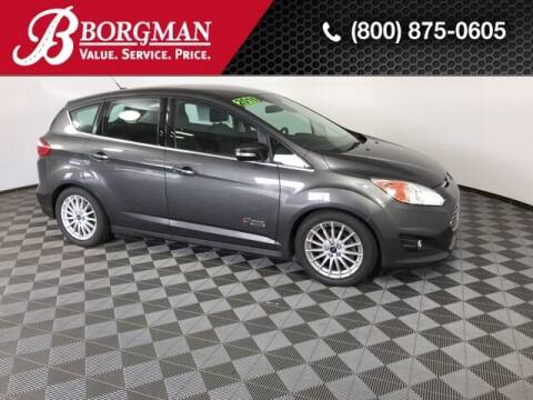 2016 Ford C-MAX Energi for sale at BORGMAN OF HOLLAND LLC in Holland MI