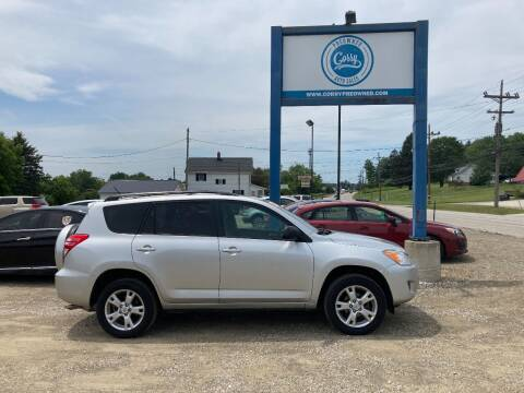 2011 Toyota RAV4 for sale at Corry Pre Owned Auto Sales in Corry PA