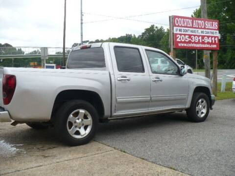 2010 Chevrolet Colorado for sale at Colvin Auto Sales in Tuscaloosa AL