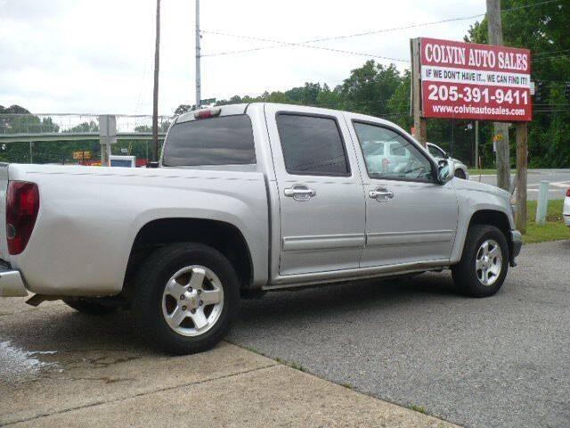 2010 Chevrolet Colorado for sale at Colvin Auto Sales in Tuscaloosa AL