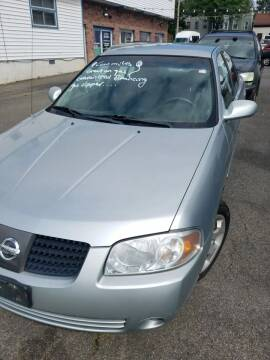 2004 Nissan Sentra for sale at Perez Auto Group LLC -Little Motors in Albany NY