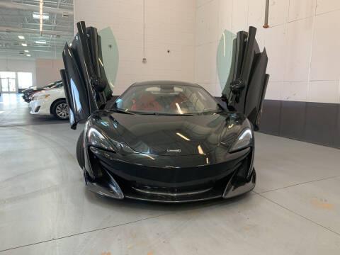 2019 McLaren 600LT for sale at Auto Expo in Las Vegas NV