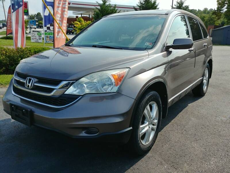 2011 Honda CR-V for sale at Regional Auto Sales in Madison Heights VA