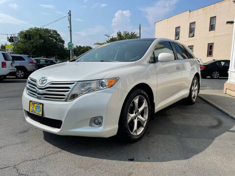 2009 Toyota Venza for sale at ADAM AUTO AGENCY in Rensselaer NY