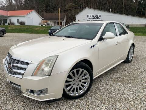 2010 Cadillac CTS for sale at Rt 33 Motors LLC in Rockbridge OH