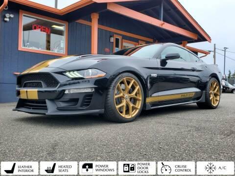 2019 Ford Mustang for sale at Sabeti Motors in Tacoma WA