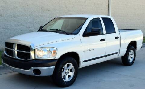 2007 Dodge Ram Pickup 1500 for sale at Raleigh Auto Inc. in Raleigh NC