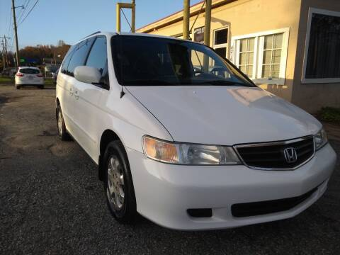 2002 Honda Odyssey for sale at Sparks Auto Sales Etc in Alexis NC
