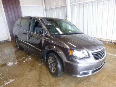 2015 Chrysler Town and Country for sale at East Coast Auto Source Inc. in Bedford VA