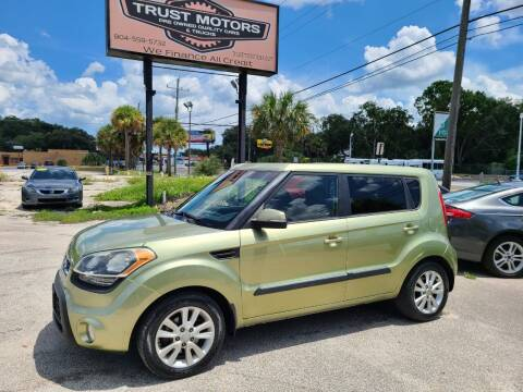 2013 Kia Soul for sale at Trust Motors in Jacksonville FL