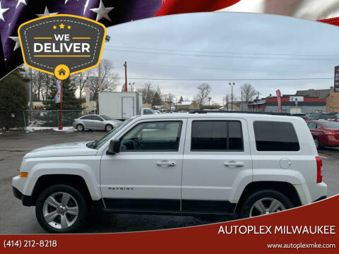 2011 Jeep Patriot for sale at Autoplex 3 in Milwaukee WI