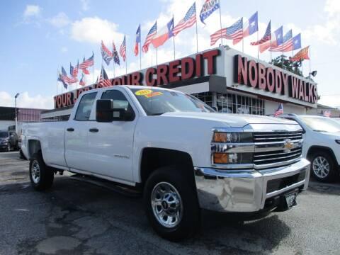 2015 Chevrolet Silverado 3500HD for sale at Giant Auto Mart 2 in Houston TX