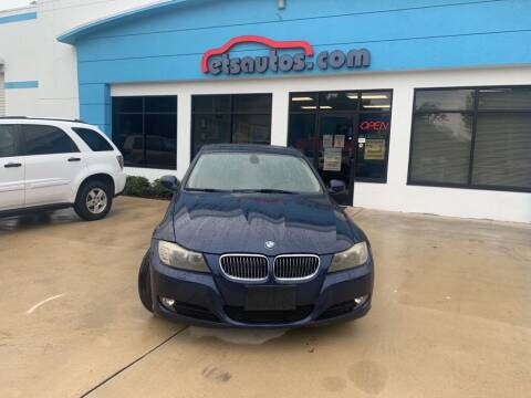 2011 BMW 3 Series for sale at ETS Autos Inc in Sanford FL