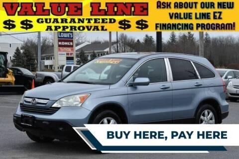 2008 Honda CR-V for sale at Broadway Motor Car Inc. in Rensselaer NY