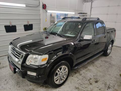 2007 Ford Explorer Sport Trac for sale at Jem Auto Sales in Anoka MN