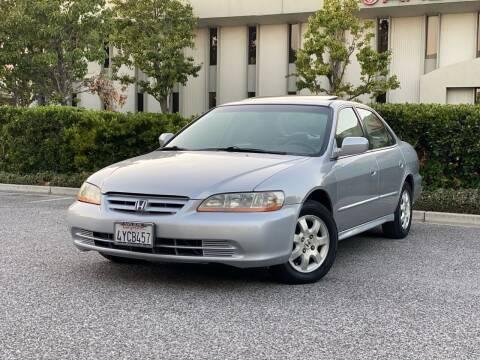 2002 Honda Accord for sale at Carfornia in San Jose CA