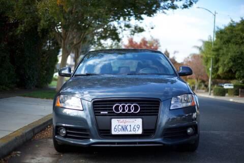 2009 Audi A3 for sale at OPTED MOTORS in Santa Clara CA