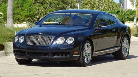 2006 Bentley Continental for sale at Premier Luxury Cars in Oakland Park FL