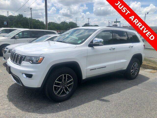 2020 Jeep Grand Cherokee for sale at Brandon Reeves Auto World in Monroe NC