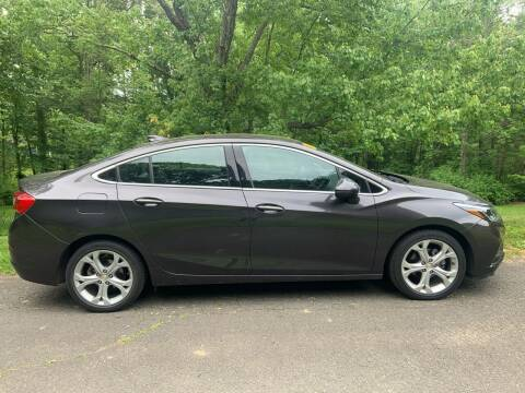 2017 Chevrolet Cruze for sale at ROBERT MOTORCARS in Woodbury CT